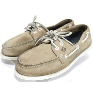 Sperry Top-Sider AO 2 eye Men's Boat Shoes Size 7